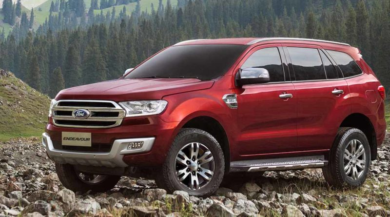 Ford Endeavour Reviews and Price in Delhi - Harpreet Ford
