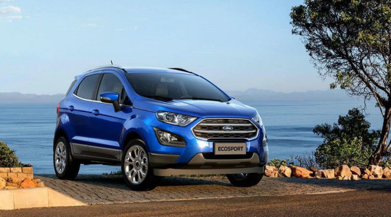 Ford car, Ford Ecosport