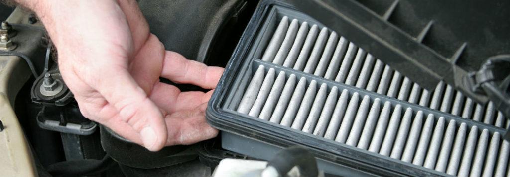 Air Filter Harpreet ford