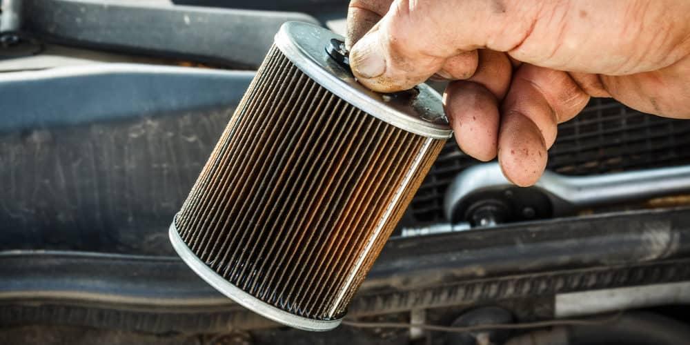 Fuel Filter Harpreet ford