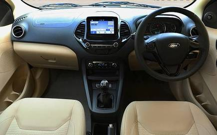 Ford Apire High Tech cabin