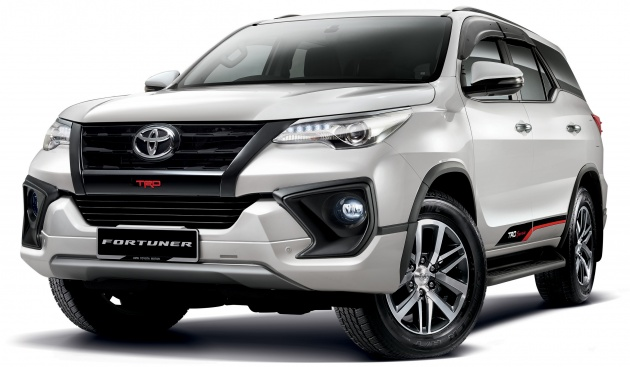Toyota Fortuner, Ford Endeavour, Toyota Dealership, Ford