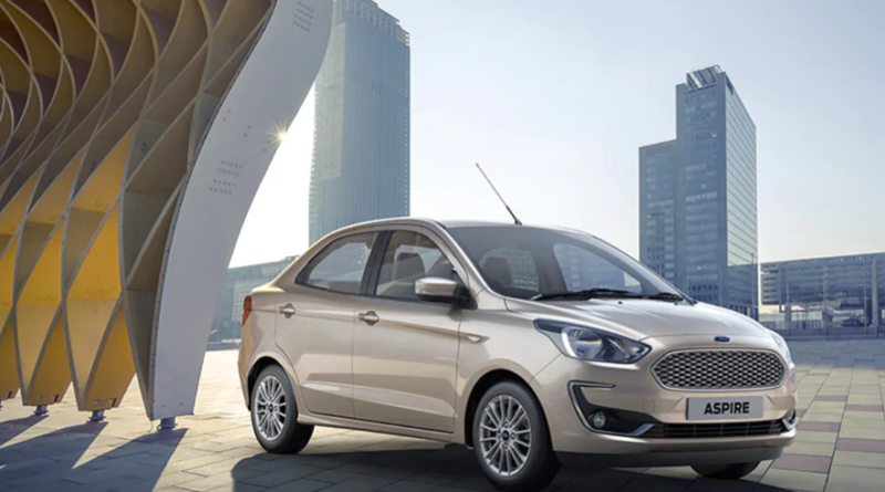 All new Ford Aspire