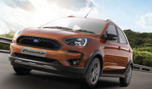 Ford Freeestyle front