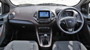 Ford Freeestyle Interior