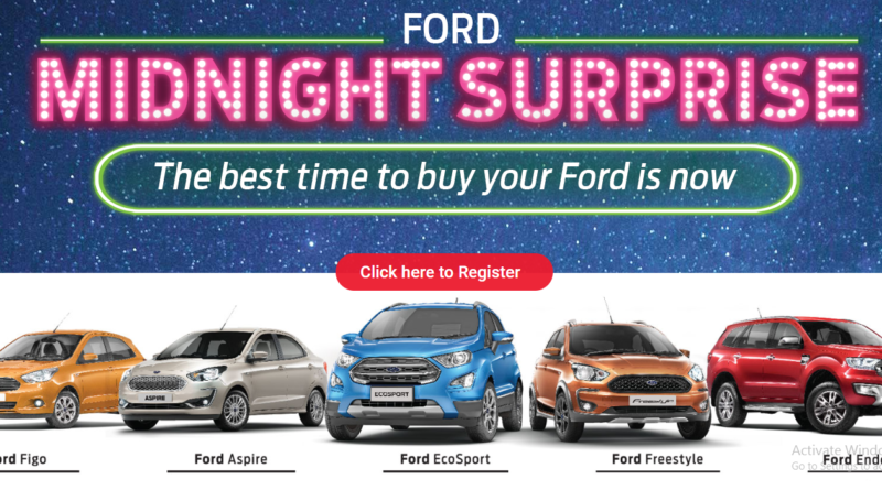 Ford Midnight Surprise 2019