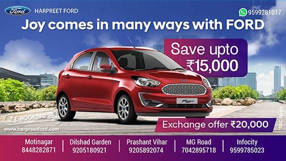 ford figo new model