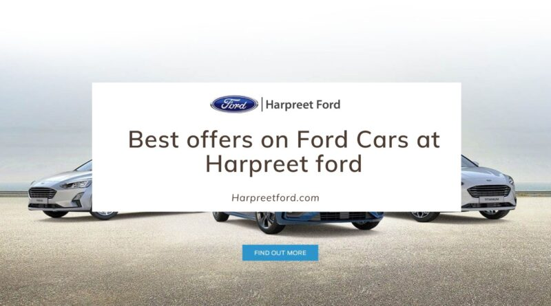 best ford Offers on ford